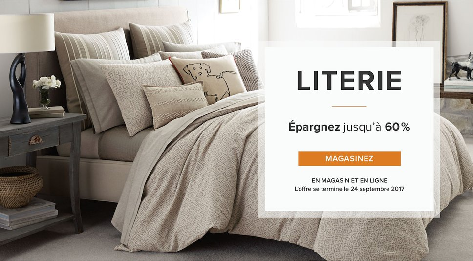 literie linen chest. Black Bedroom Furniture Sets. Home Design Ideas
