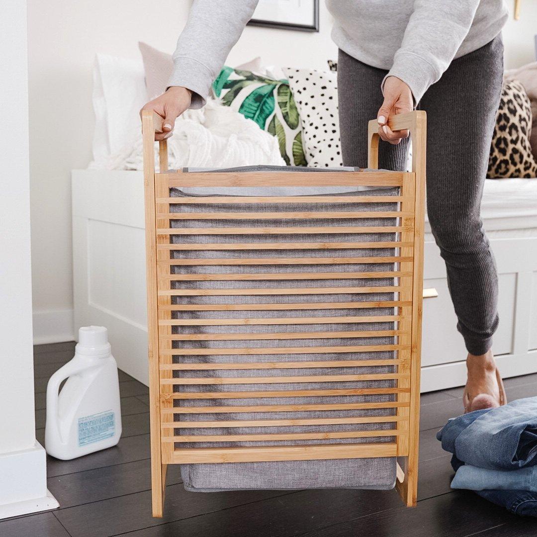 Bahari Laundry Bin