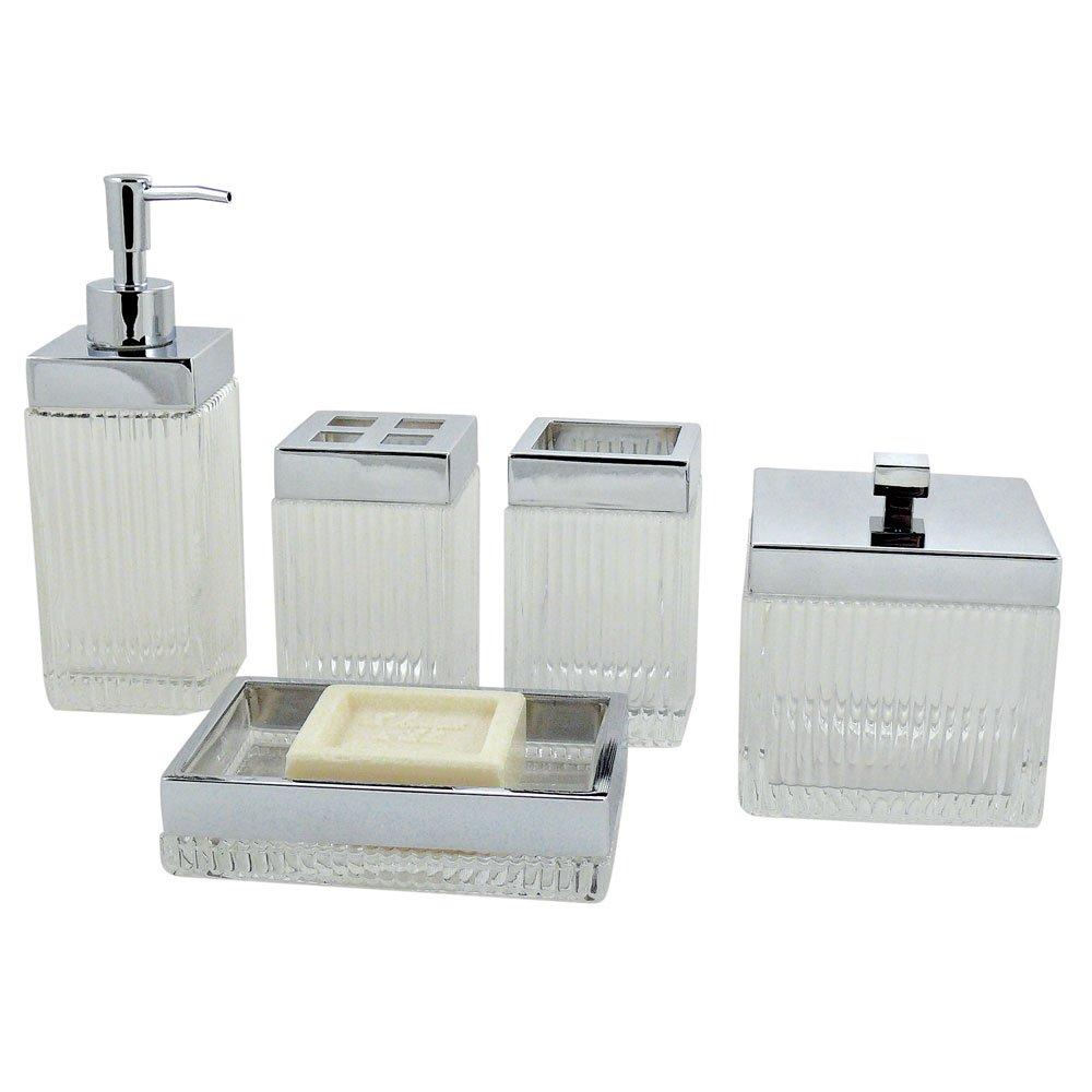 Bath accessories canada for Accessoires de salle de bain linen chest
