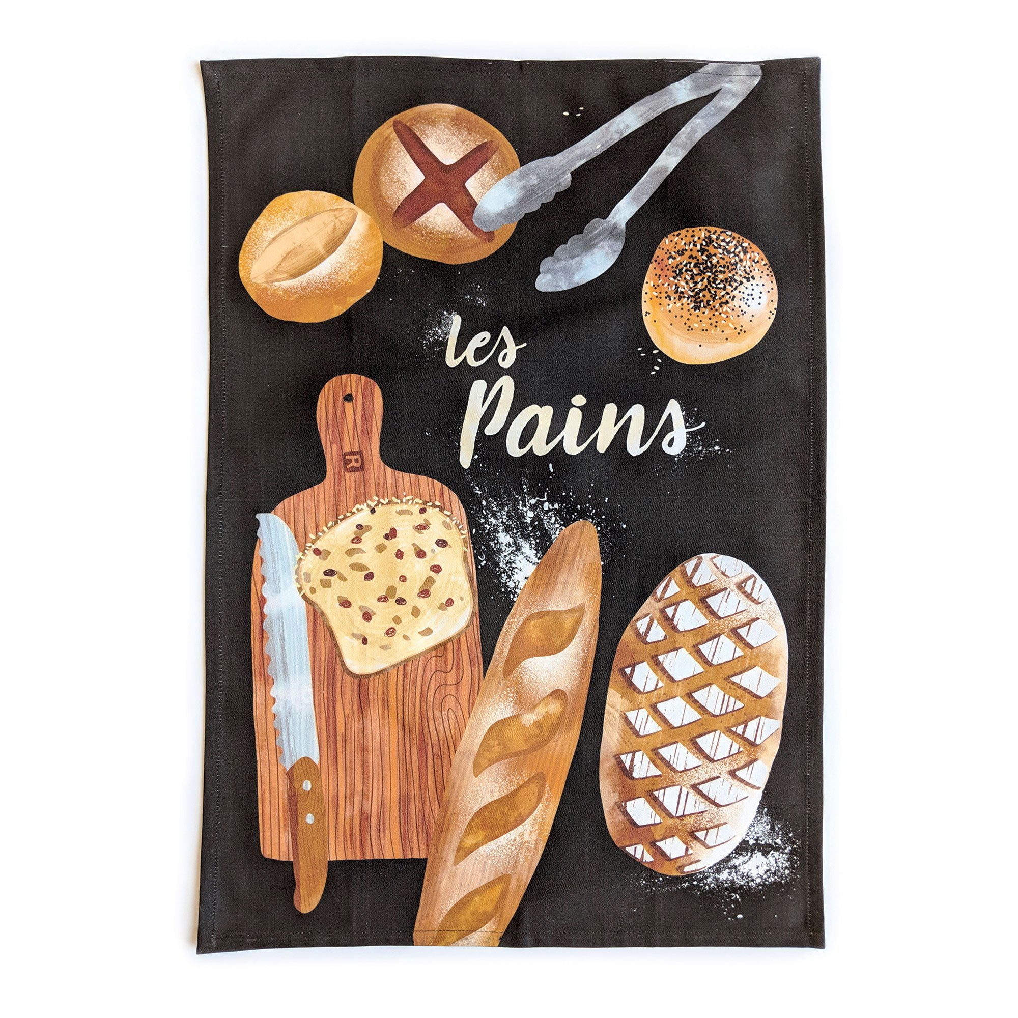 Ricardo Les Pains Kitchen Towel