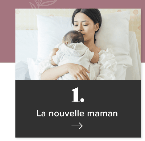 1. The First Time Mom