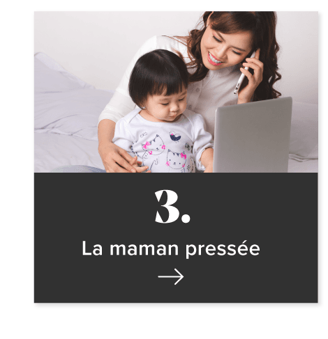 3. The Working Mom