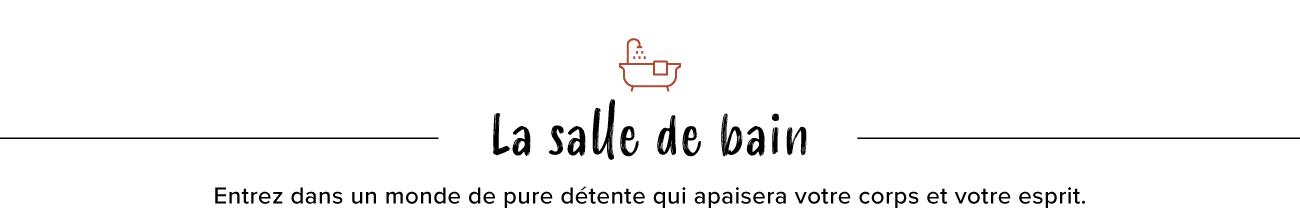 ARTICLES DE SALLE DE BAIN