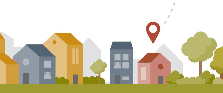 VOUS DÉMÉNAGEZ? Aménagez votre nouveau chez-soi n'aura jamais été aussi simple.