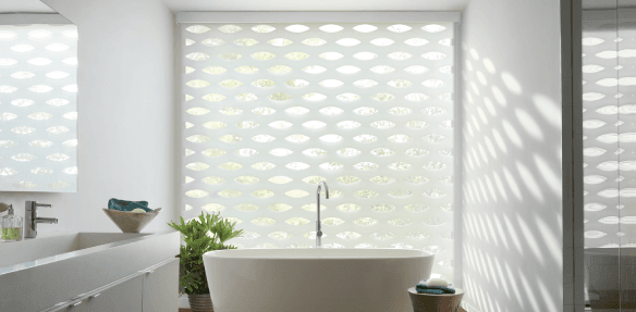 WINDOW COVERING BATHROOM GALLERY