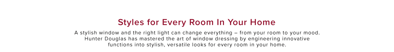 Custom Window Coverings for every room in your home from Linen Chest.
